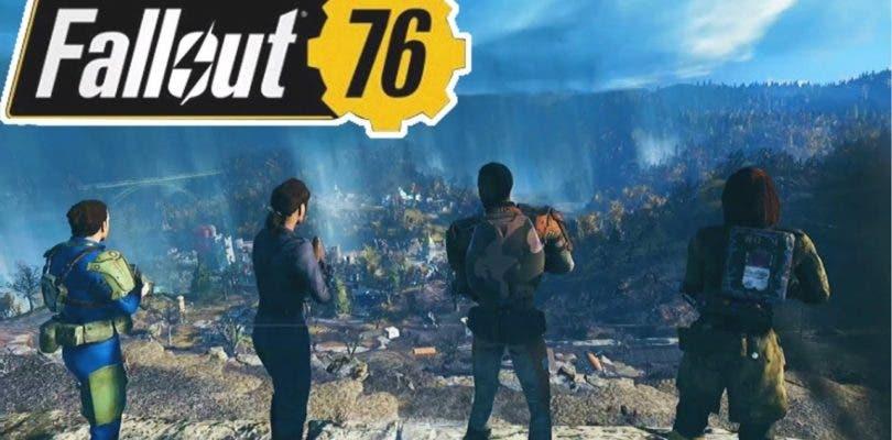 Comparten detalles del sistema de reparto de experiencia en Fallout 76