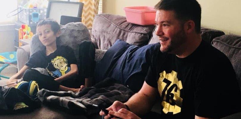 Bethesda ha dejado jugar a un fan de 12 años enfermo de cáncer a Fallout 76