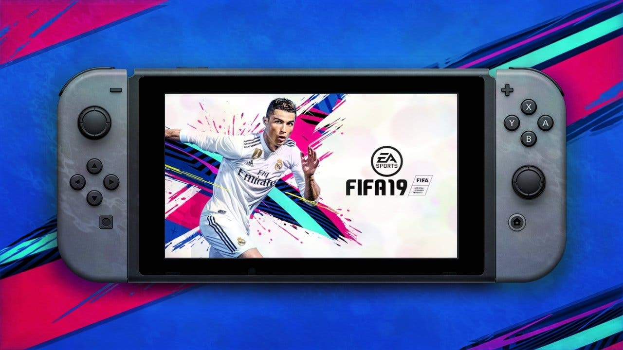 Analisis Fifa 19 En Nintendo Switch Areajugones