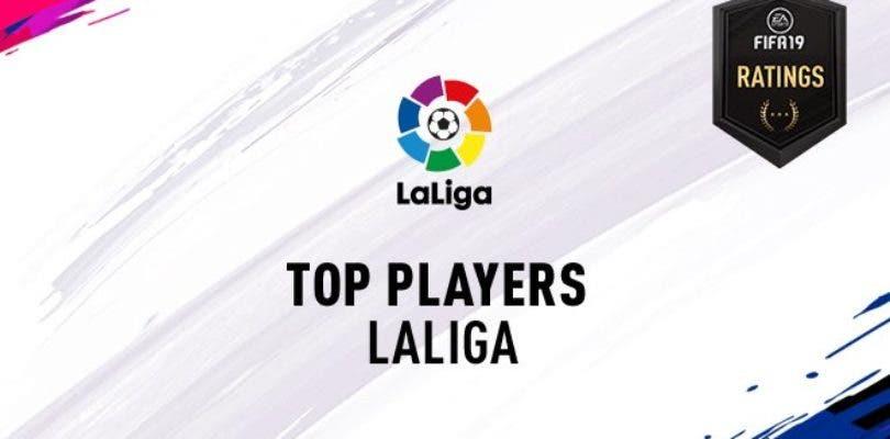 Estos son los mejores jugadores de La Liga para FIFA 19
