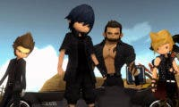 Final Fantasy XV: Pocket Edition ya es una realidad en consolas