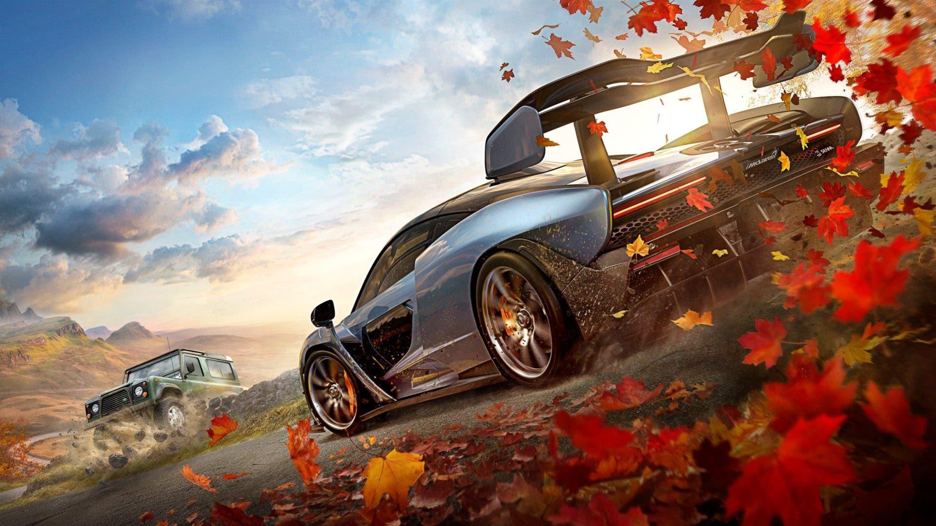Imagen de Forza, el titán de la conducción