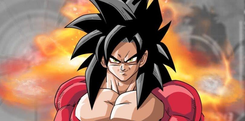 Dragon Ball GT: Banpresto presenta la figura más increíble de Goku SS4