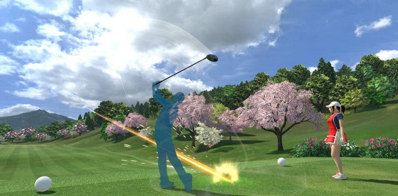 La saga Everybody´s Golf se sumará a la realidad virtual en 2019