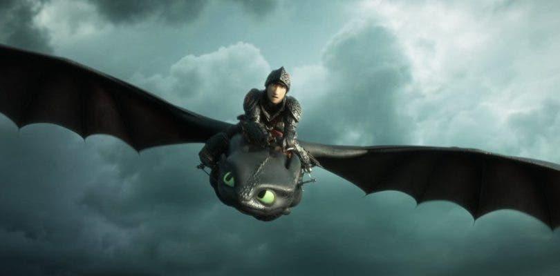 Universal adelanta una semana el estreno de Cómo entrenar a tu dragón 3