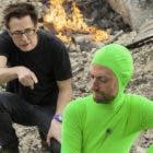 Marvel planea usar el guion de James Gunn para Guardianes de la Galaxia Vol. 3