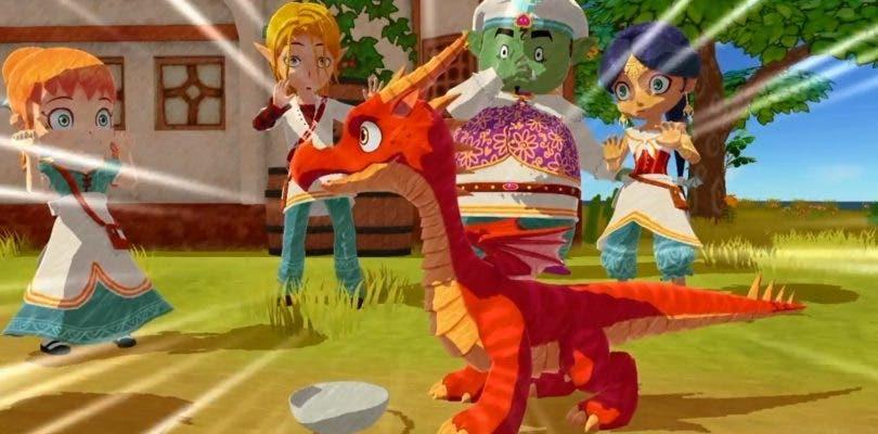 Anunciada la fecha de lanzamiento de Little Dragons Café