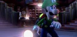 Luigi's Mansion nos deja su tráiler de lanzamiento en 3DS