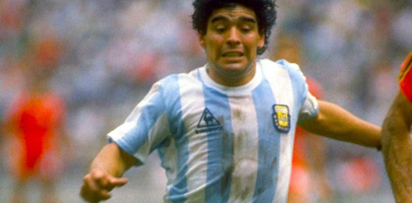 Así es la primera imagen de Maradona, la nueva serie de Amazon sobre la leyenda del fútbol