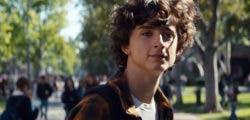 Timothée Chalamet huele el Oscar en el nuevo tráiler de Beautiful Boy
