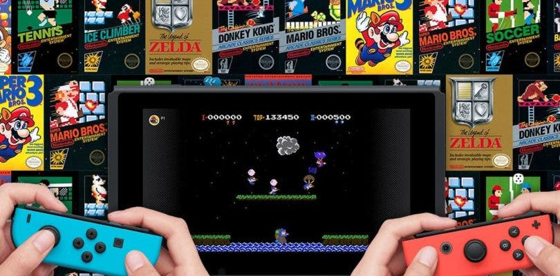 nintendo switch online nes