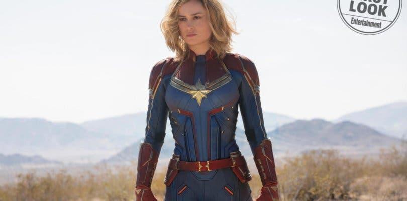 Brie Larson aparecerá en 'Running Wild With Bear Grylls'