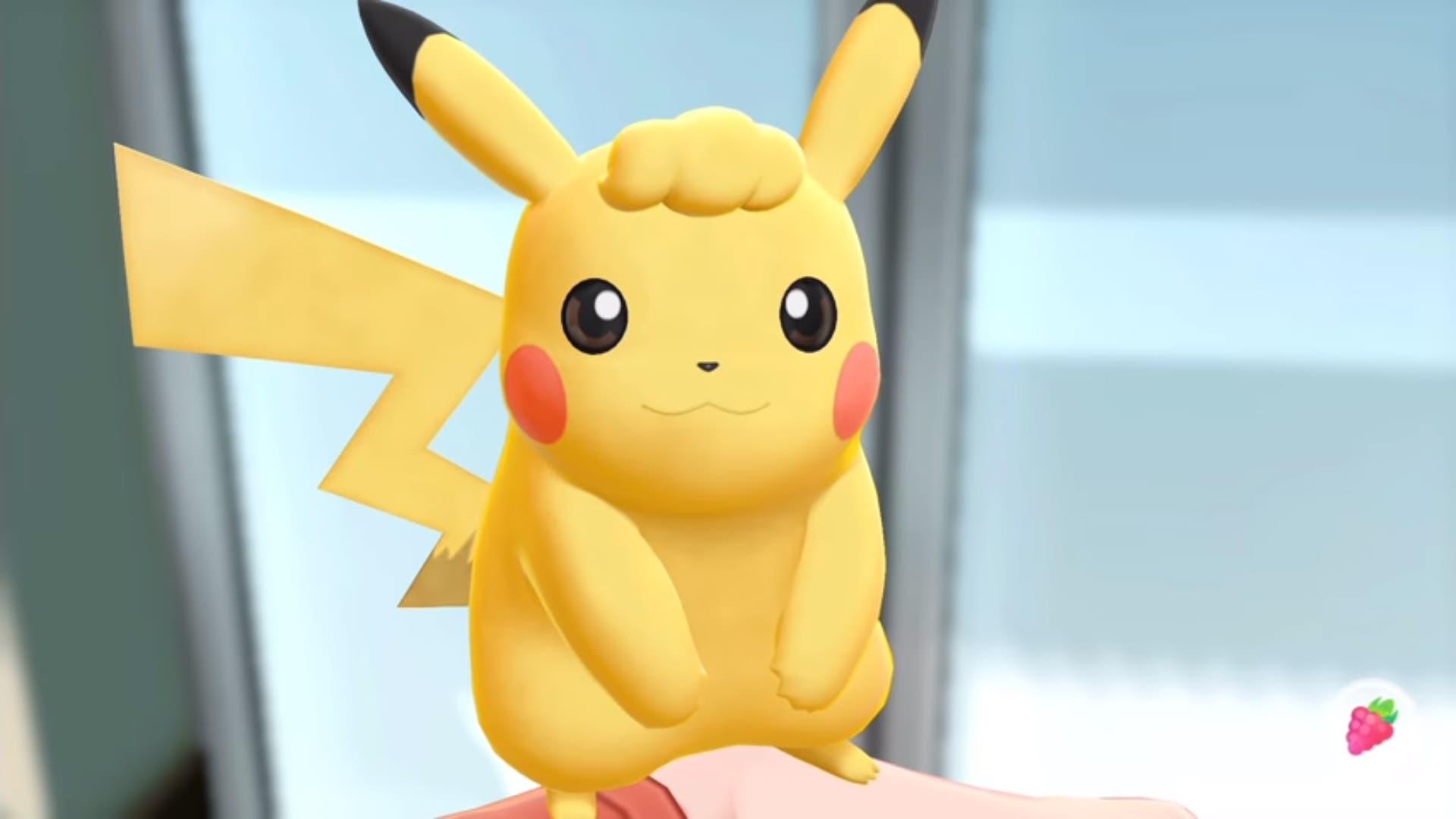 Imagen de Pokémon Let's Go Pikachu/Eevee vende más que Pokémon X/Y fuera de Japón