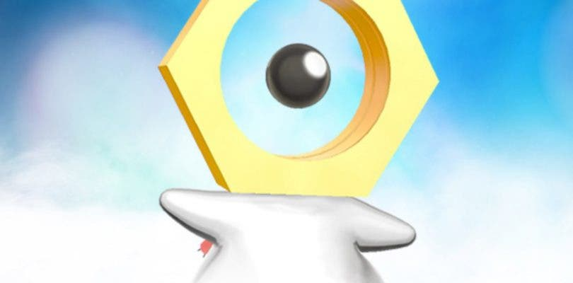 Meltan es el nuevo Pokémon que llegará a Pokémon GO y Let's Go, Pikachu!/Eevee!