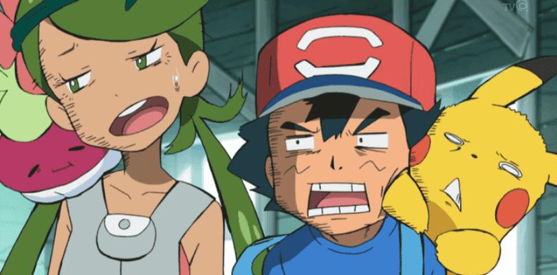 La nueva temporada del anime de Pokémon Sol y Luna prepara grandes sorpresas