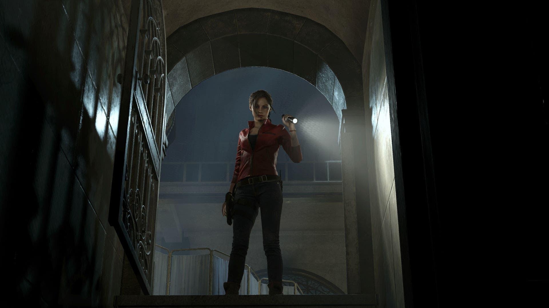 Imagen de Capcom compara un escenario de Resident Evil 2 Remake con el original