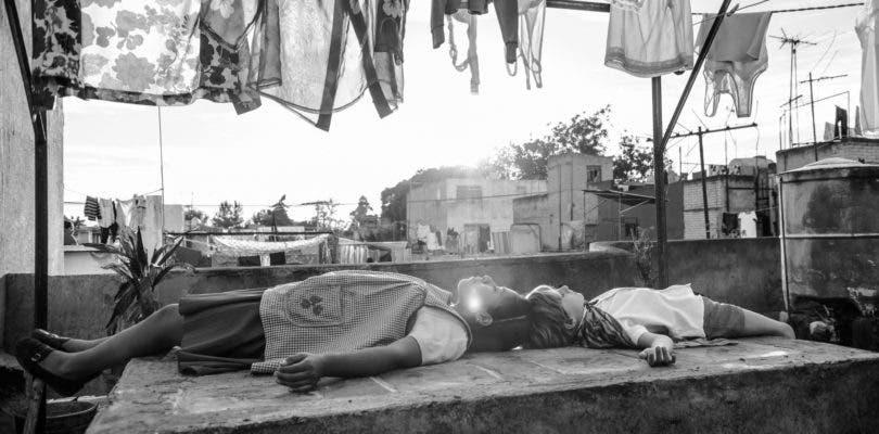 Alfonso Cuarón se pone la corona en Venecia con su nueva película Roma