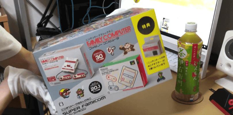 Nintendo Classic Mini Double Pack es una deseada realidad en Japón
