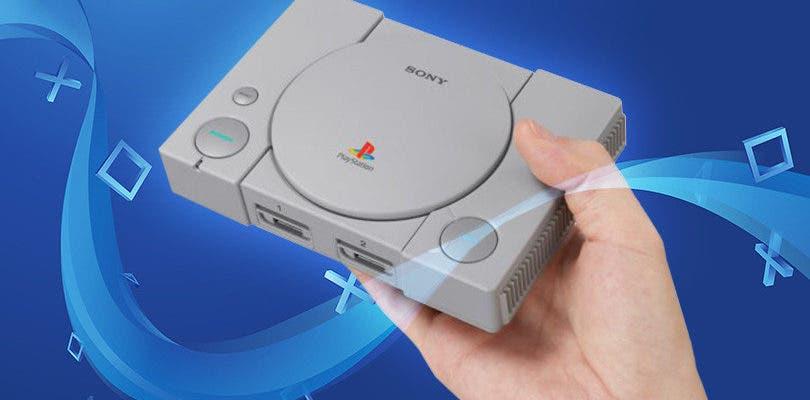 PlayStation Classic triunfa en las reservas de Amazon España