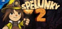 Spelunky 2 se luce en un largo gameplay desde la PAX West 2018