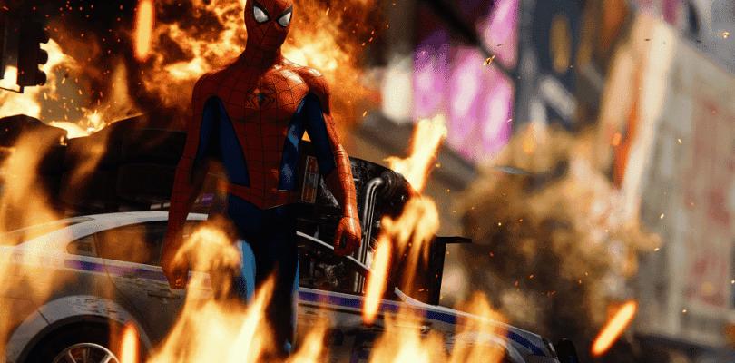 Cada captura es un cuadro en Spider-Man; descubriendo una obra de arte