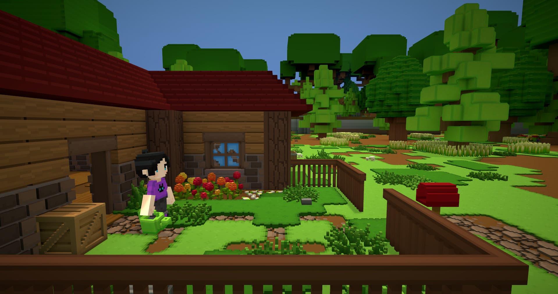 Imagen de Staxel confirma lanzamiento en Nintendo Switch