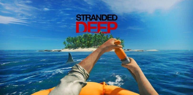El título de supervivencia Stranded Deep llegará a consolas el mes que viene