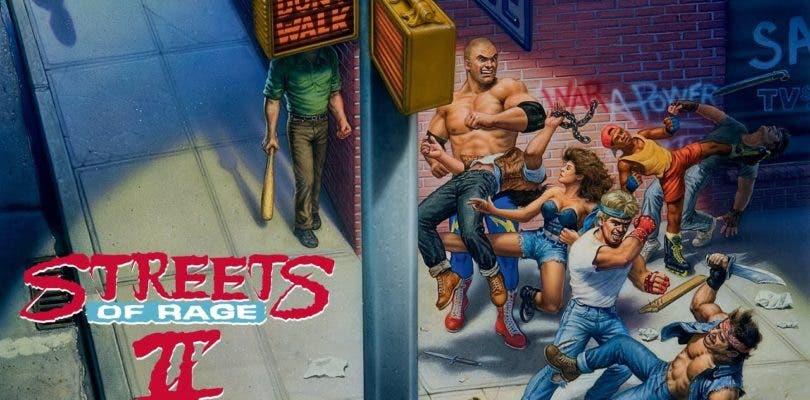 Streets of Rage 2 se une al catálogo gratuito de SEGA Forever