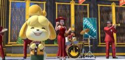 Canela, de Animal Crossing, se suma al plantel de Super Smash Bros. Ultimate