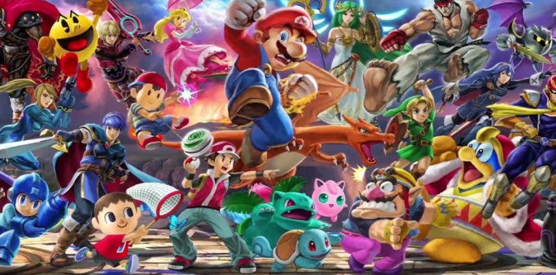 Nuevos rumores de un nuevo Nintendo Direct centrado en Super Smash Bros. Ultimate