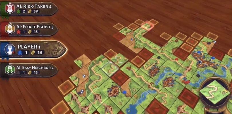Carcassone Pandemic Y Demas Juegos De Mesa Llegaran A Nintendo Switch