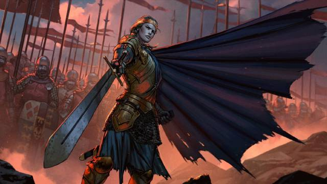 Imagen de Thronebreaker: The Witcher Tales ya está disponible en consolas