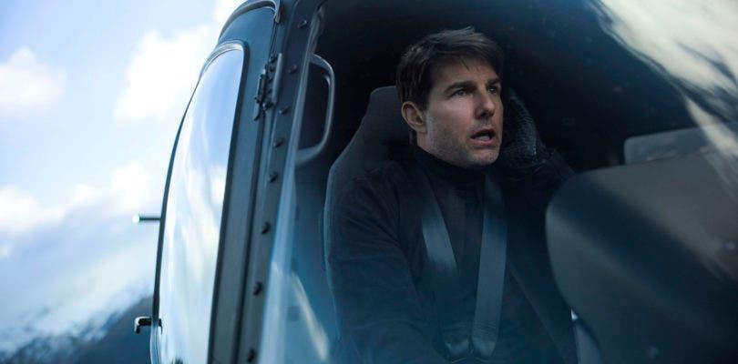 Misión Imposible 6 ya es la película más taquillera de toda la saga