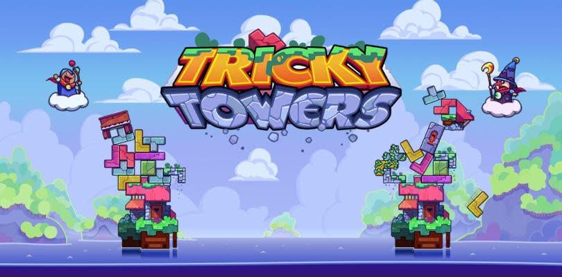Tricky Towers llevará sus puzles de bloques a Nintendo Switch el próximo mes de octubre