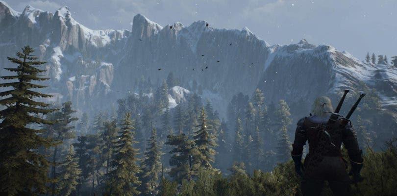 Un nuevo mod para The Witcher 3 nos trae texturas 4K de alta calidad