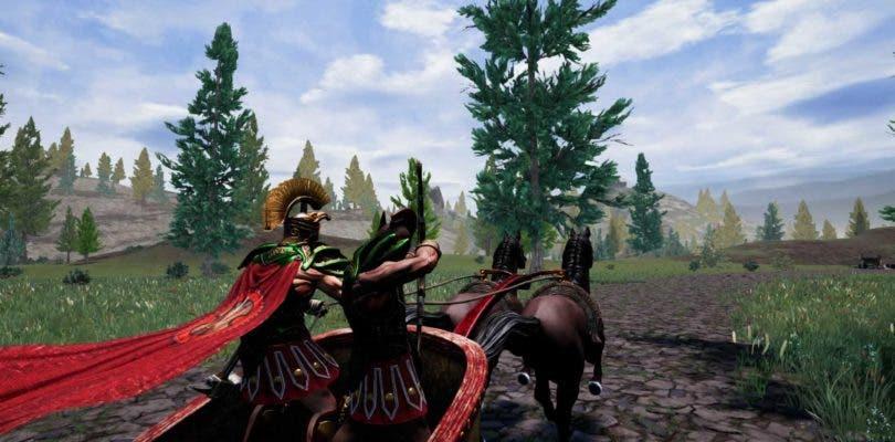 Zeus' Battlegrounds es el nuevo battle royale ambientado en la antigua Grecia