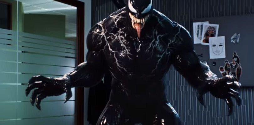 Tom Hardy asegura que su parte favorita de Venom son los 40 minutos de escenas eliminadas