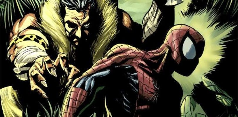 El primer borrador del spin-off de Kraven incluye a Spider-Man