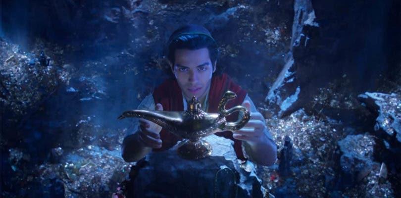 Vuelve la nostalgia Disney el primer tráiler del live-action de Aladdin