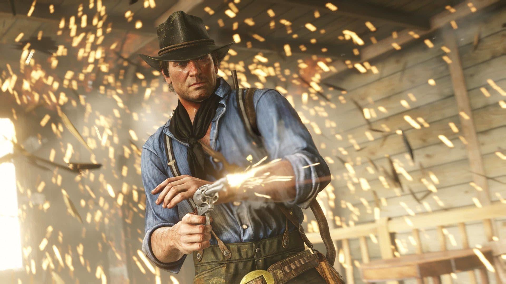 Imagen de Red Dead Redemption 2 ya ha distribuido 25 millones de copias