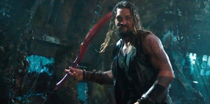 Jason Momoa ya ha propuesto sus ideas para Aquaman 2
