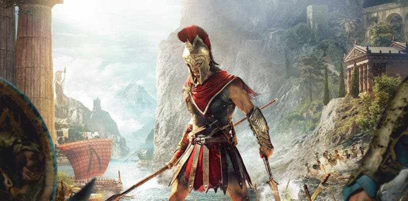 Assassin's Creed Odyssey Cloud version se luce en dos nuevos gameplays exclusivos