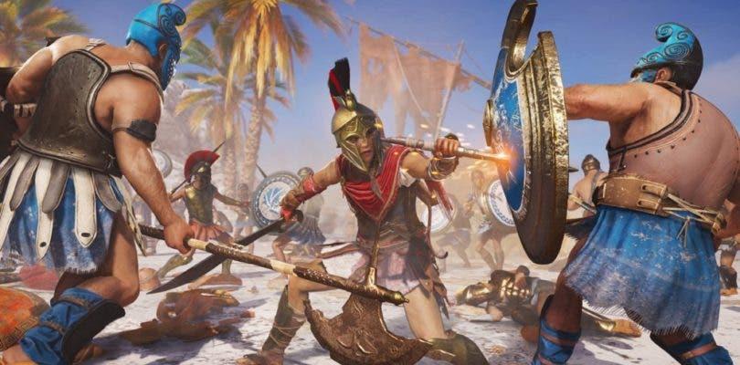 Revelados los contenidos de enero que llegarán a Assassin's Creed Odyssey