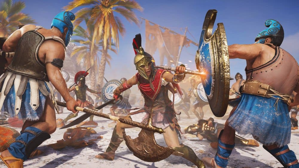 Imagen de Revelados los contenidos de enero que llegarán a Assassin's Creed Odyssey