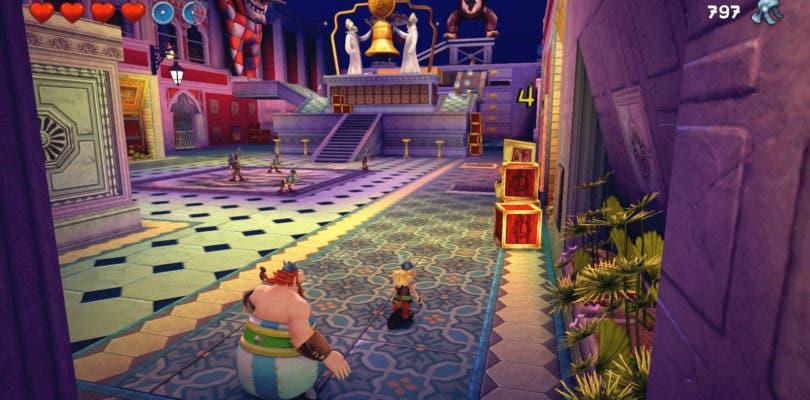 Astérix y Obélix XXL2 muestra una inédita galería de imágenes