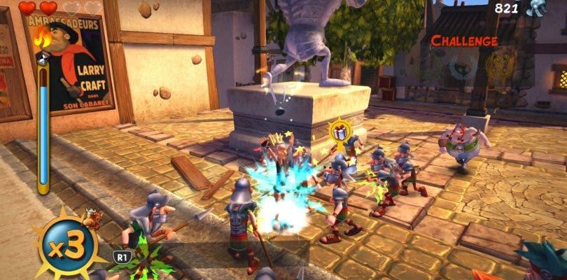 Astérix y Obélix XXL 2 presenta nuevas imágenes y sus ediciones especiales