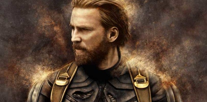 Chris Evans anuncia el final del rodaje de Avengers 4 con una tierna despedida