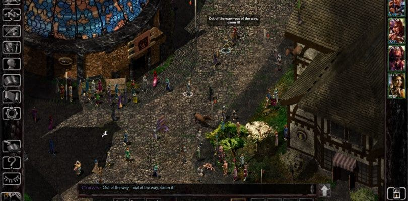 El jefe de inXile Entertainment da a entender la existencia de Baldur's Gate 3