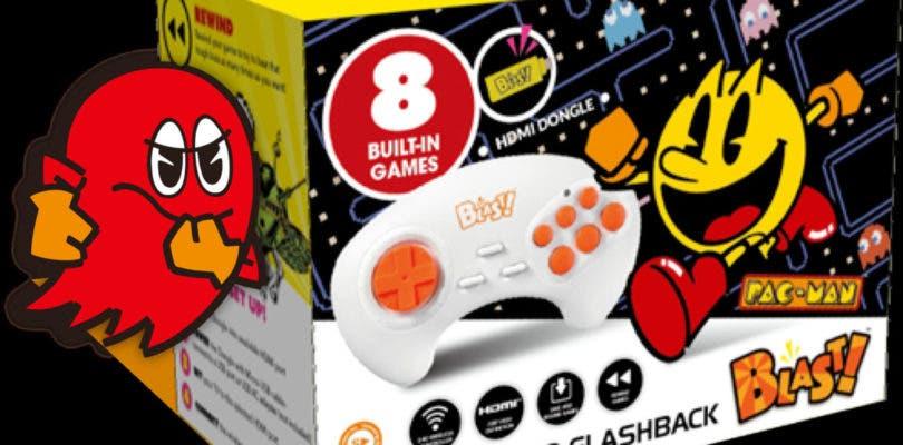 AtGames, centro de las críticas tras lanzar Bandai Namco Flashback Blast