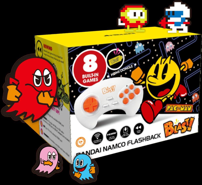 Imagen de AtGames, centro de las críticas tras lanzar Bandai Namco Flashback Blast